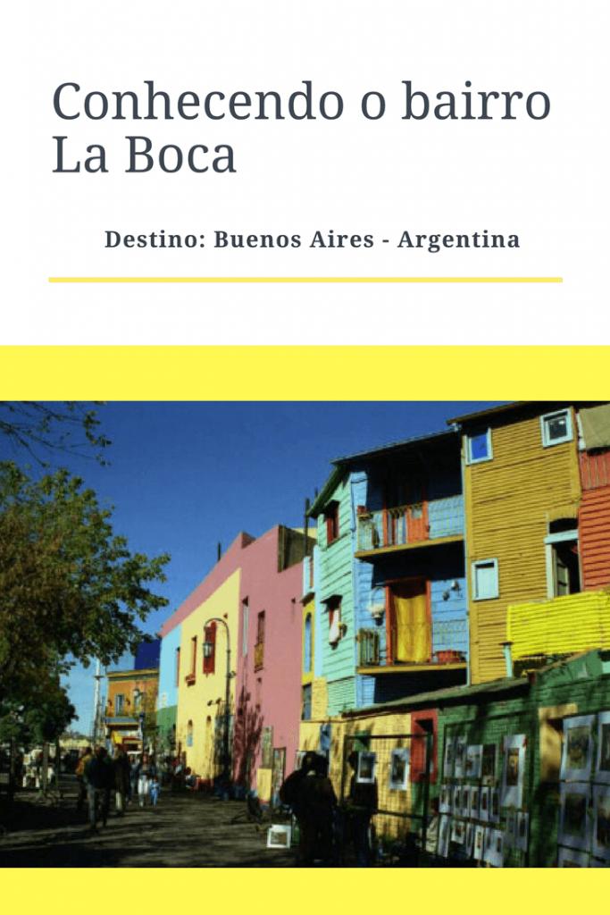 Conhecendo o bairro La boca - Buenos Aires