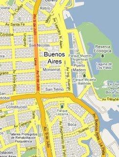 Em que bairro ficar em Buenos Aires?