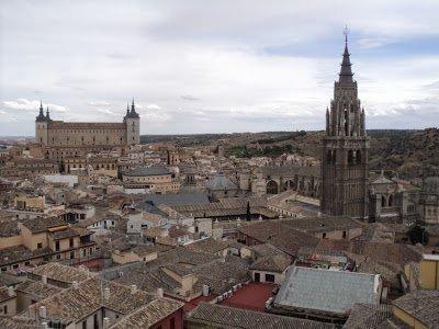 História viajante: Eduardo e os encantos de Toledo - Espanha