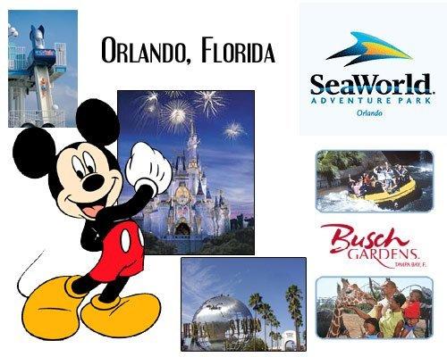 Dicas básicas para viajar para Orlando - Flórida