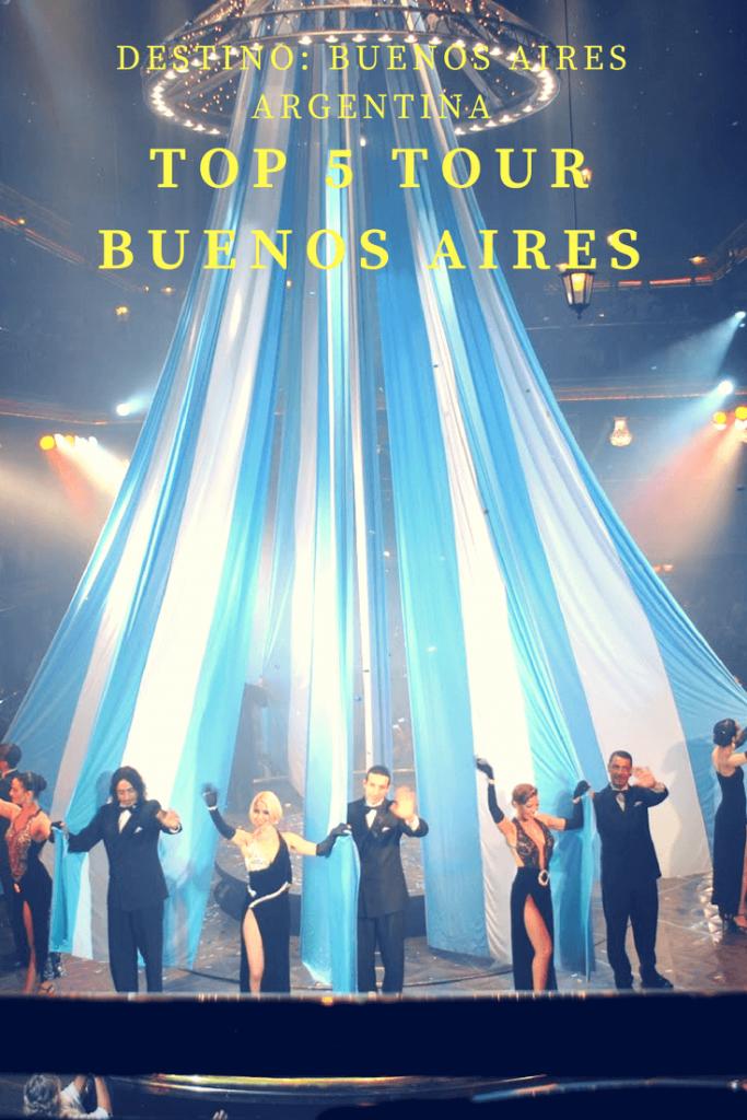 Os meus escolhidos (Top 5) em Buenos Aires