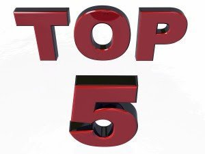 Os meus Top 5 em Buenos Aires