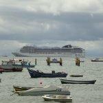 História viajante: Conhecendo o MSC Magnífica com Franciane