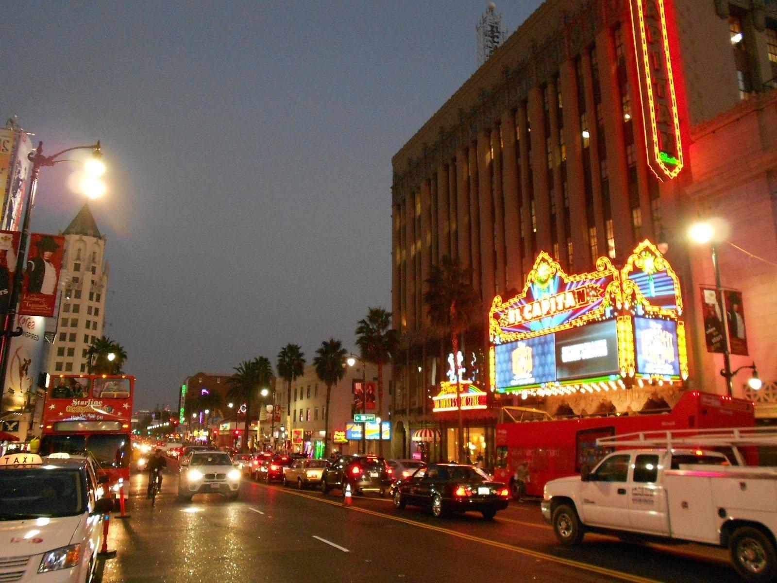 Los Angeles: um passeio pela Hollywood Blvd