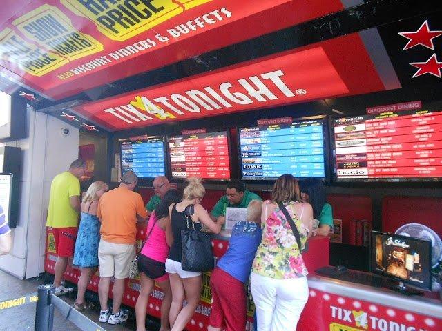 Las Vegas: como comprar os ingressos para as atrações?
