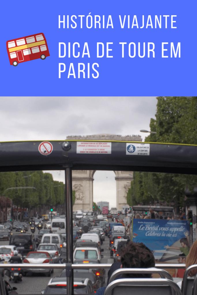 Dicas de tour pela cidade luz - Paris