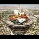 Las Vegas: os brinquedos radicais do Estratosfera