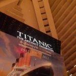 Las Vegas: Titanic é uma das atrações