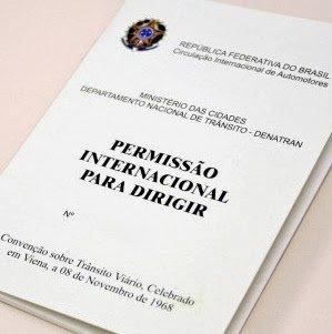Permissão Internacional para Dirigir