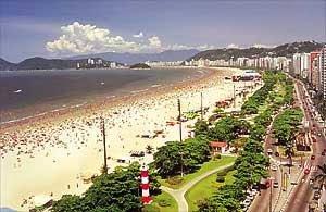 8cc6fabf9 As praias de Santos, São Paulo – Top 5 Tour