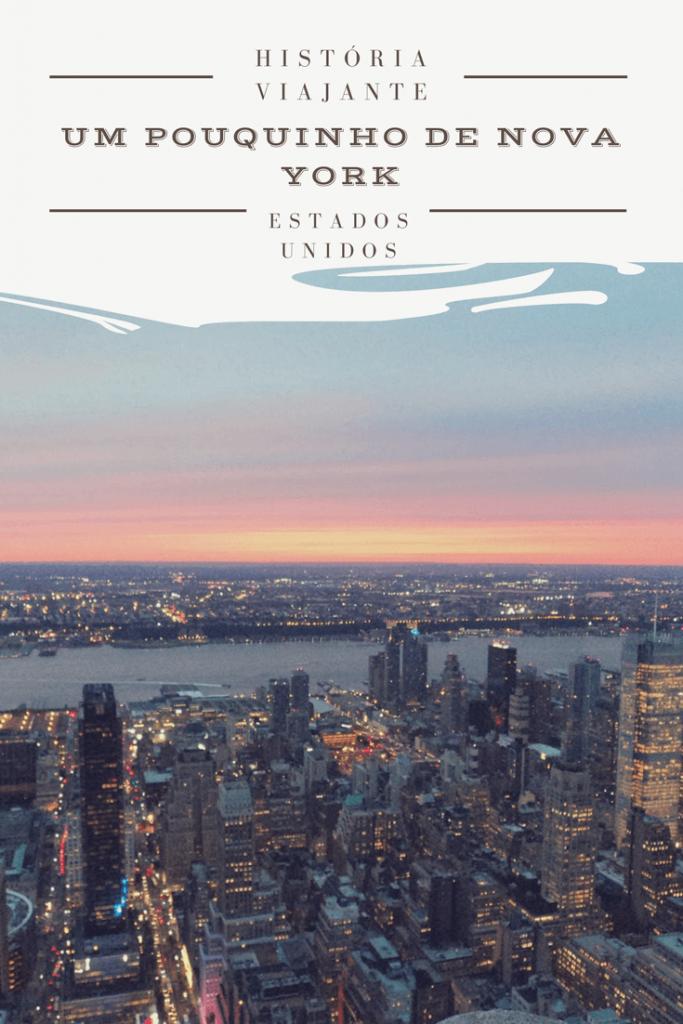 Um pouquinho de Nova York