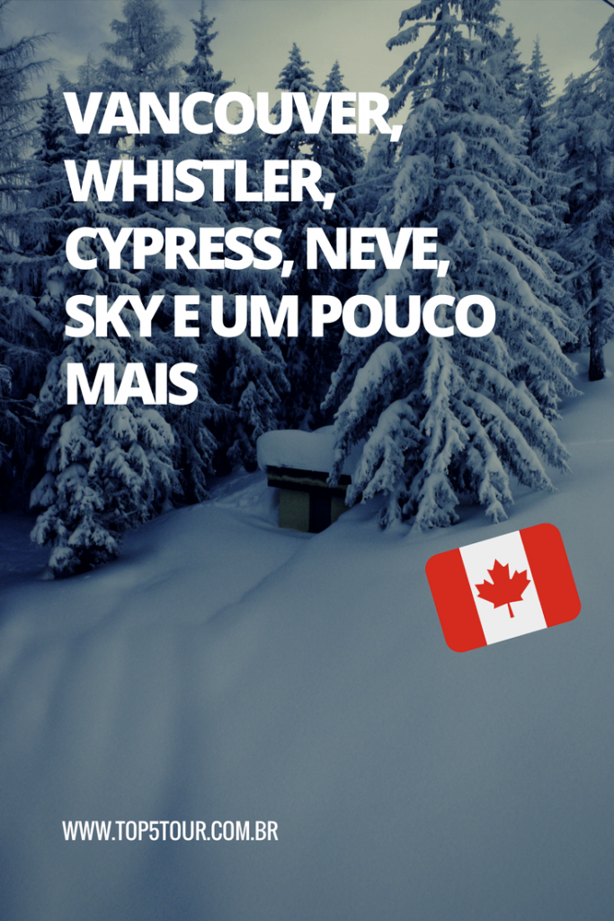 História viajante no Canadá