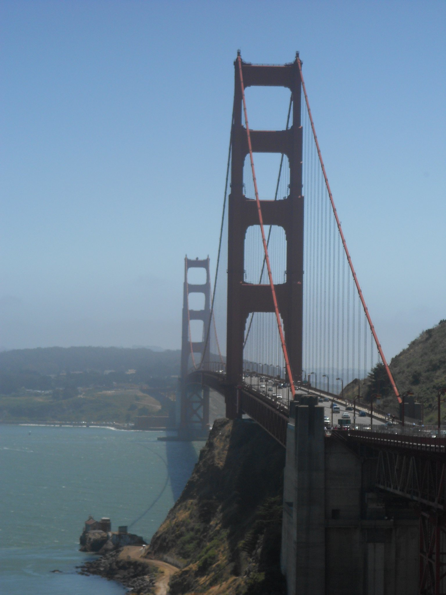 Golden Gate - São Francisco