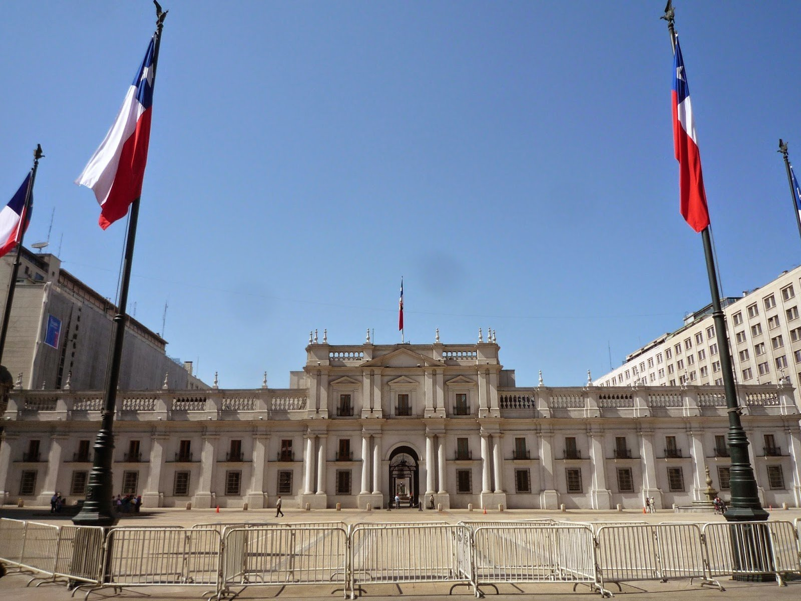 Santiago: uma visita ao Palácio de La Moneda