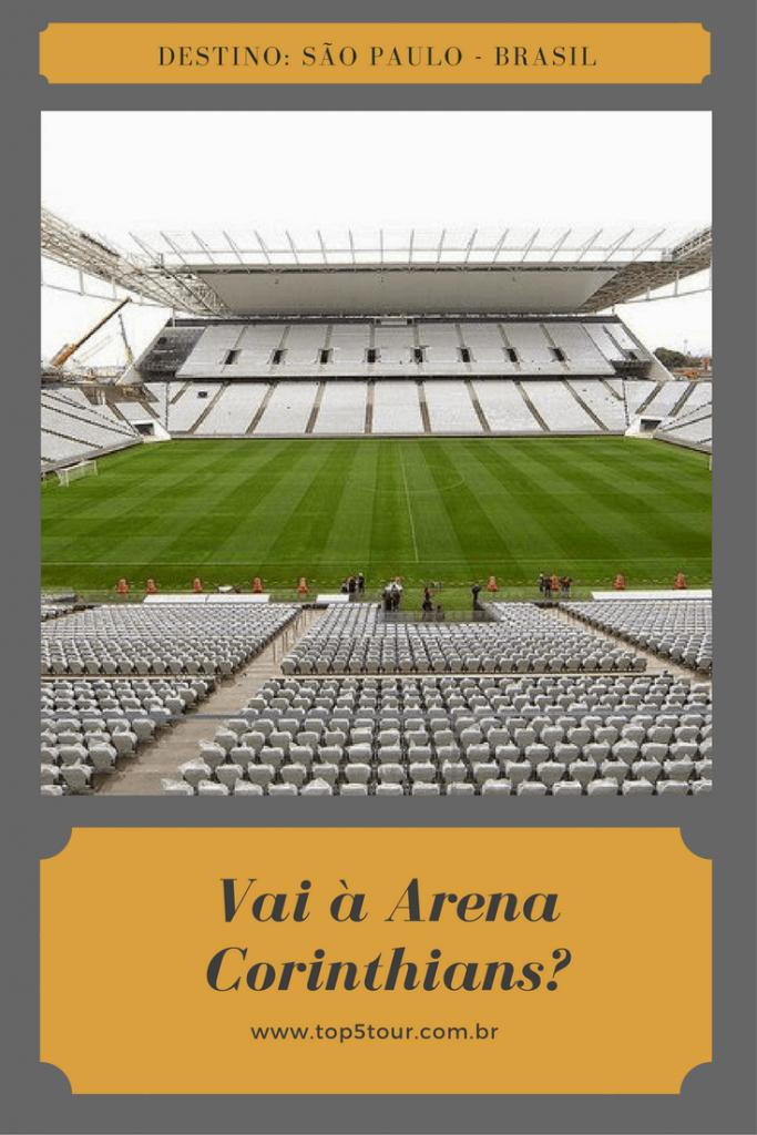 Dicas para chegar na Arena Corinthians em São Paulo