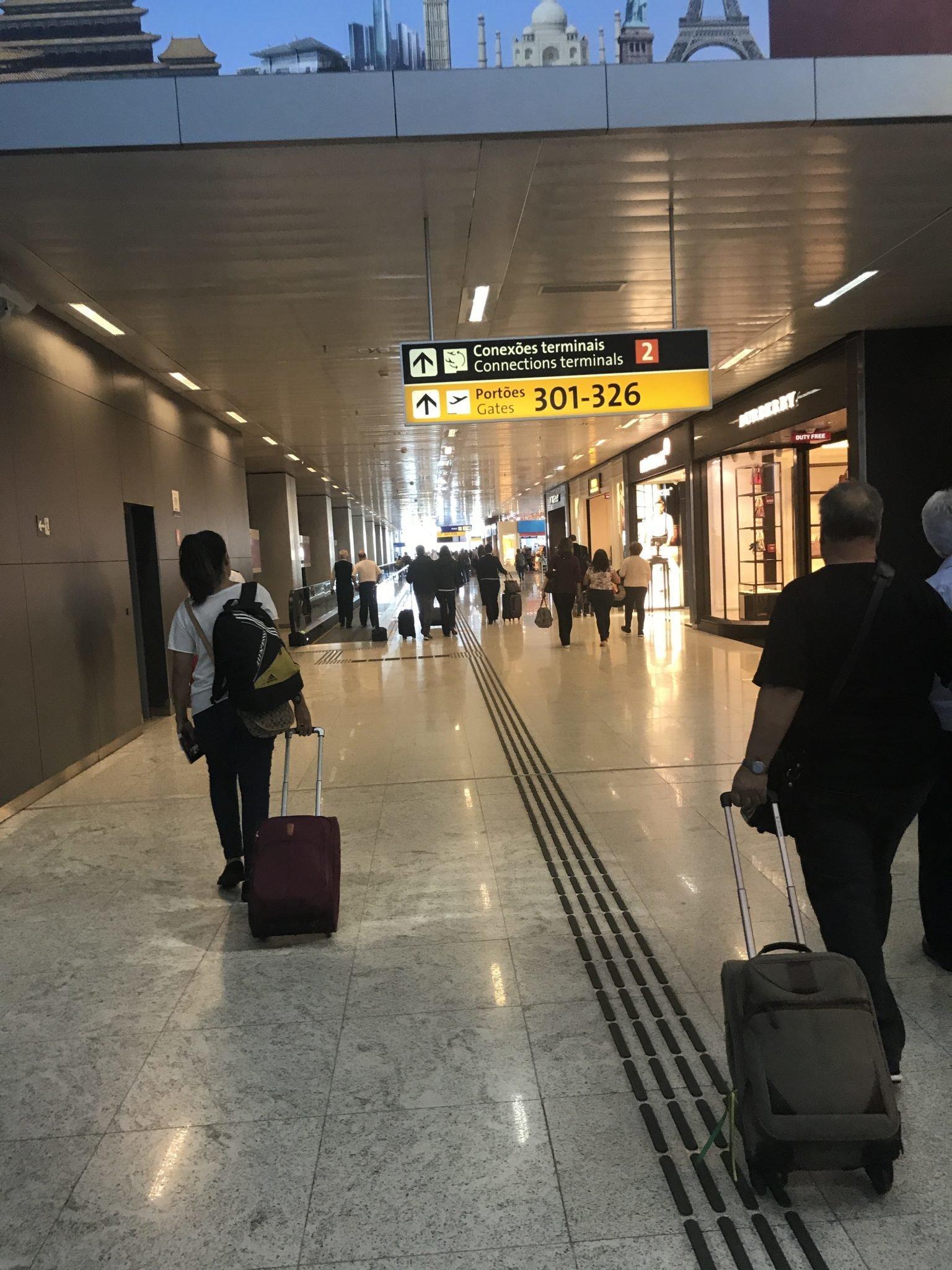 No aeroporto: check in e embarque - dicas úteis e rápidas