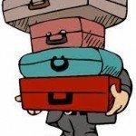 Embarque: dúvidas sobre bagagens