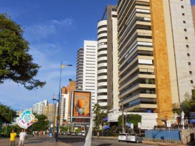 Avenida Beira Mar - Fortaleza