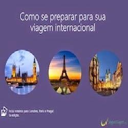 E-book: como se preparar para sua viagem internacional