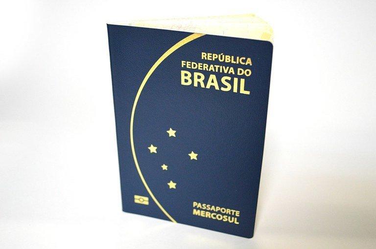 Alteração na validade do passaporte brasileiro