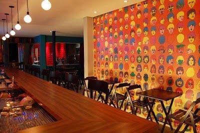 Studio Rock Café em Santos