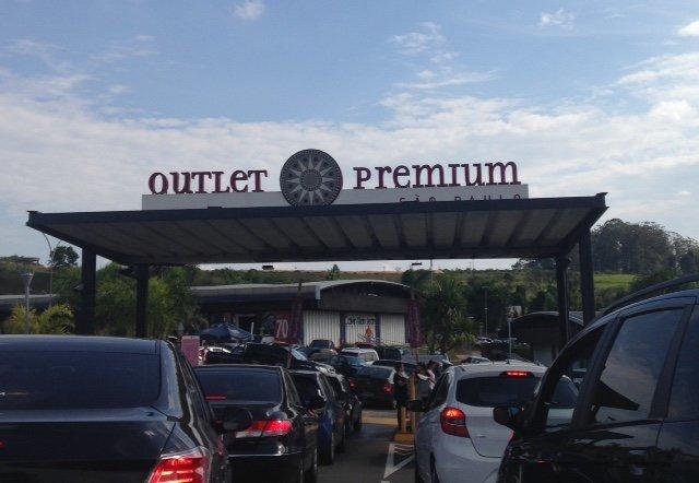 São Paulo: um dia no Outlet Premium Campinas