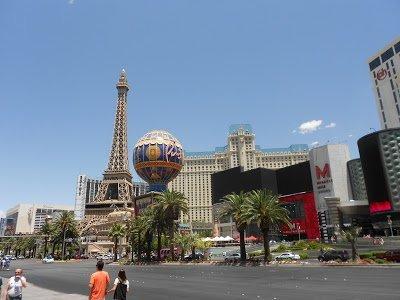 Las Vegas: Hotel Cassino Paris também está por lá 1