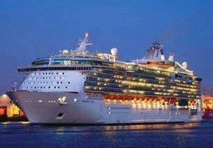 Viagem de navio - ficando por dentro de tudo o que acontece