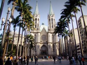 Catedral da Sé - passeios grátis em são paulo