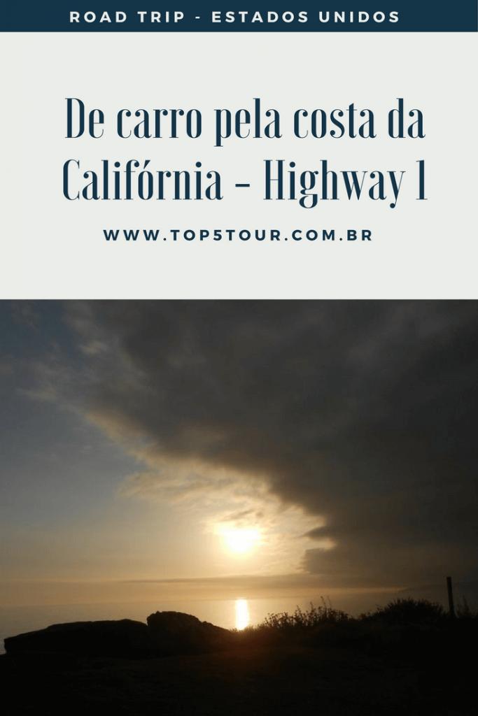 Road trip pela costa da Califórnia