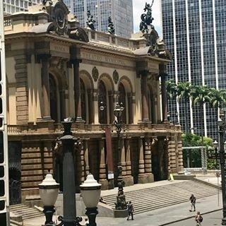Uma visita ao Teatro Municipal de São Paulo