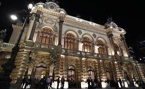 Teatro Municipal de SP