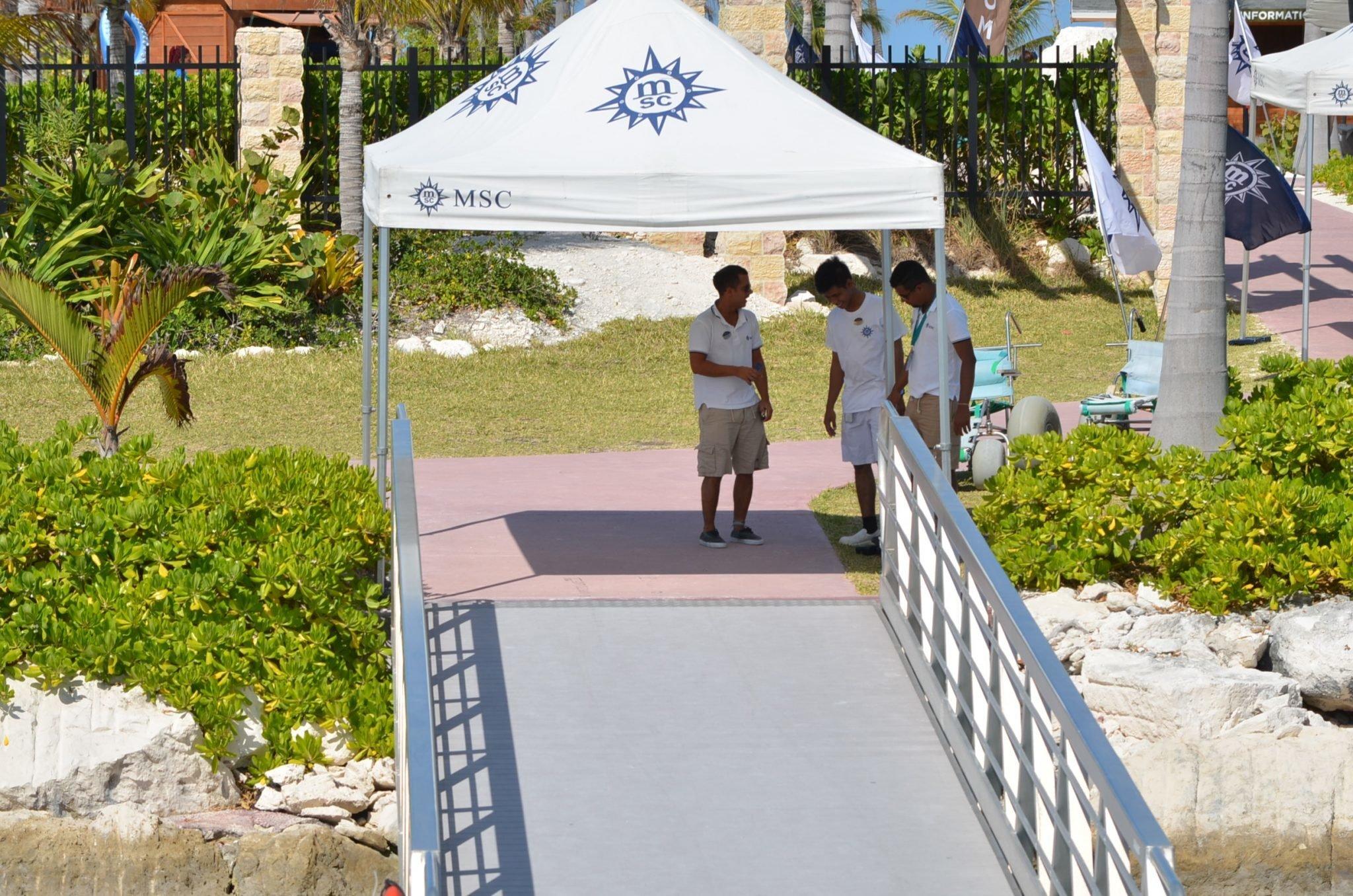 Stirrup Cay - Bahamas