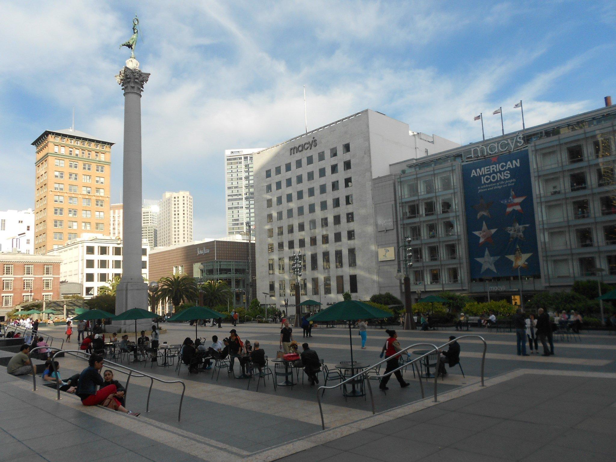 Union Square - São Francisco