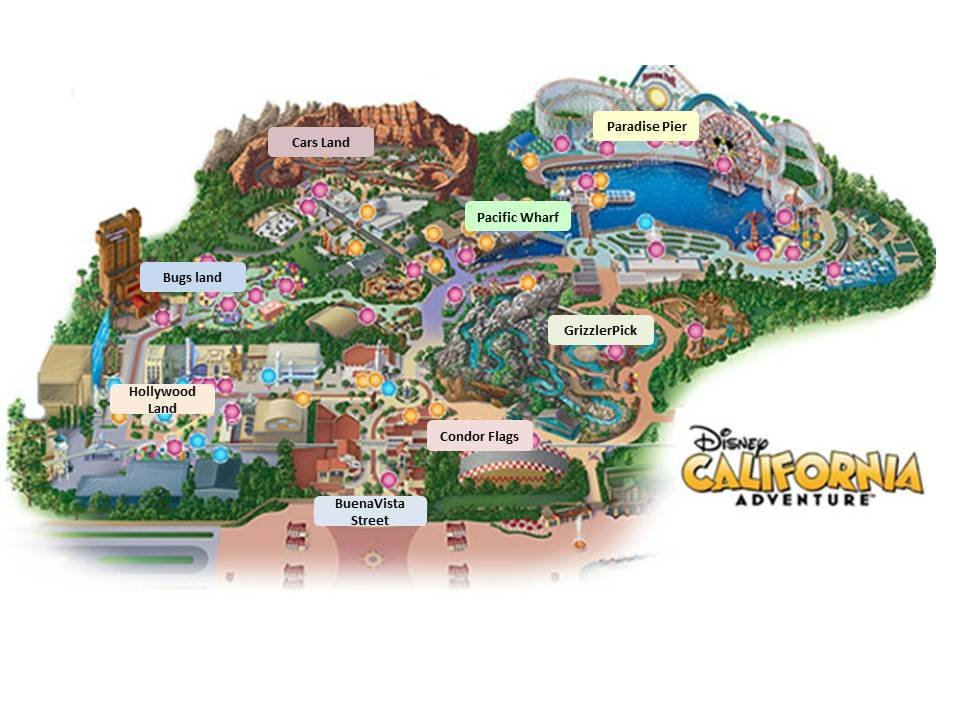 disney california-adventure-mapa