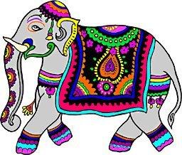 elefante da índia