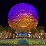 Top 15 parques de diversões por aí