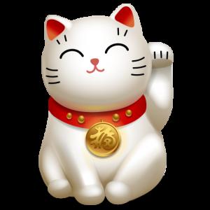 manekineko amuletos pelo mundo