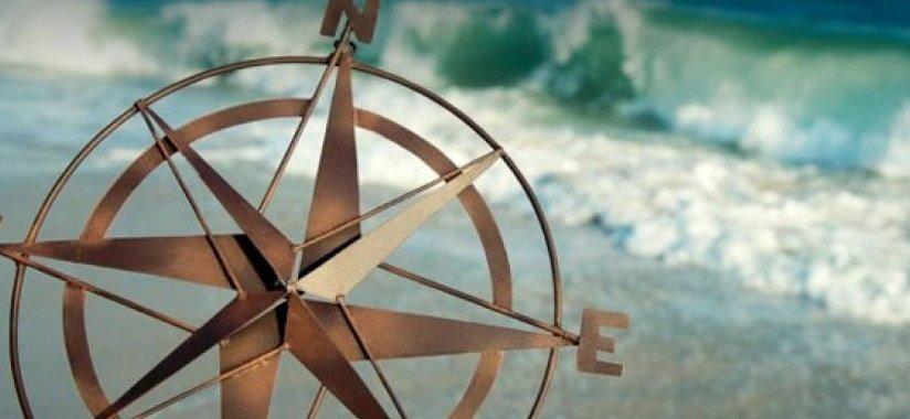 viagem de navio - mudança de rota