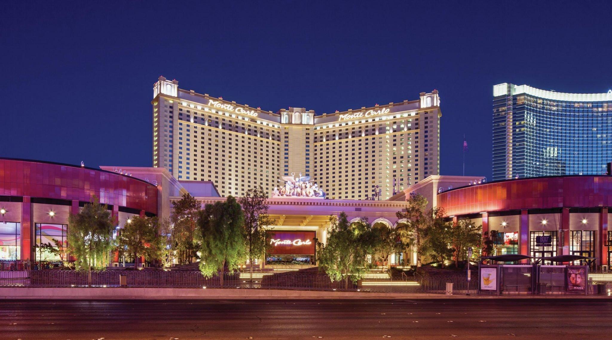 Monte Carlo Hotel Cassino