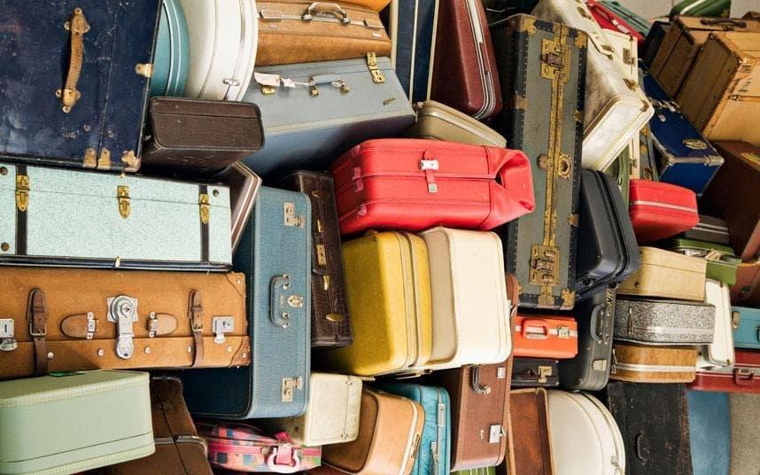 Pagamento pelas bagagens