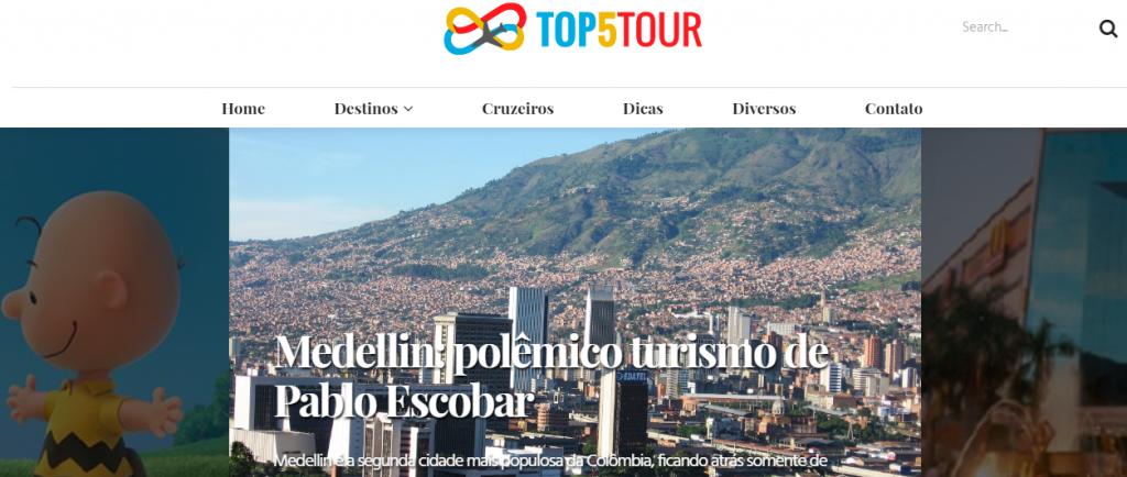 Top 5 Tour - Depois
