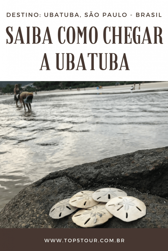 Saiba como chegar a Ubatuba