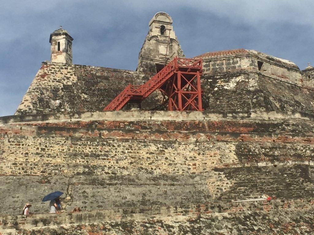 Cartagena - Castelo de San Felipe