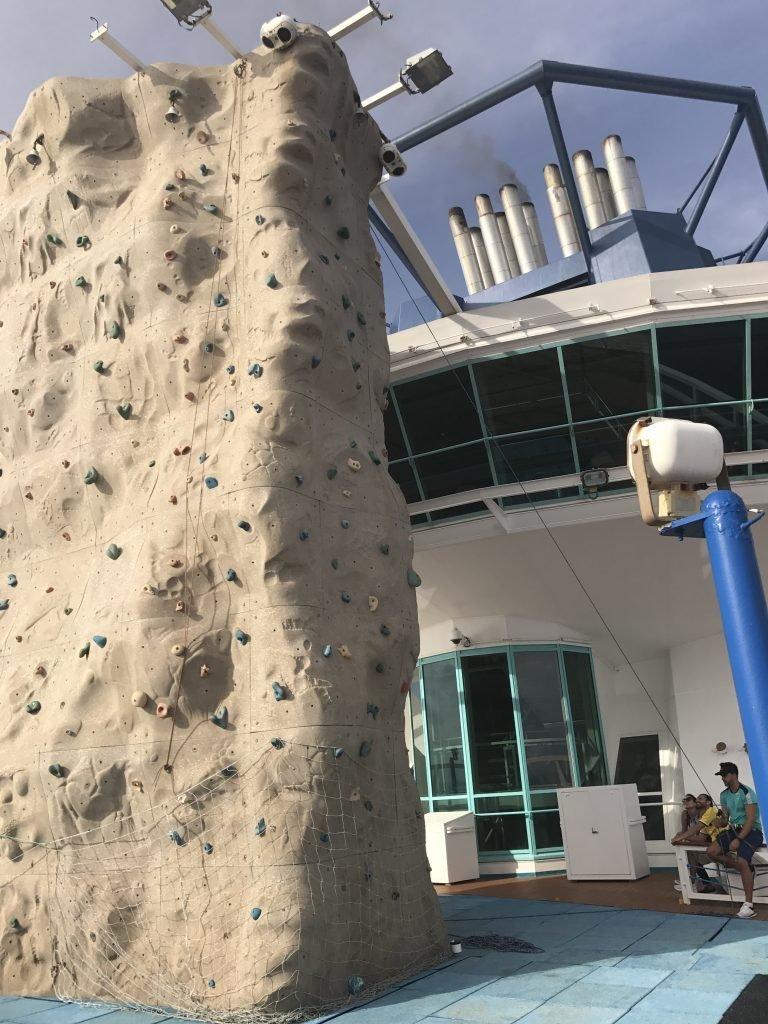 Parede de escalada - Monarch