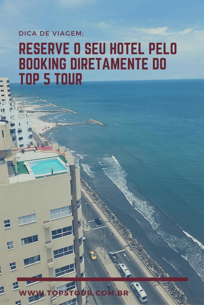 reserve o seu hotel diretamente do Top 5 Tour