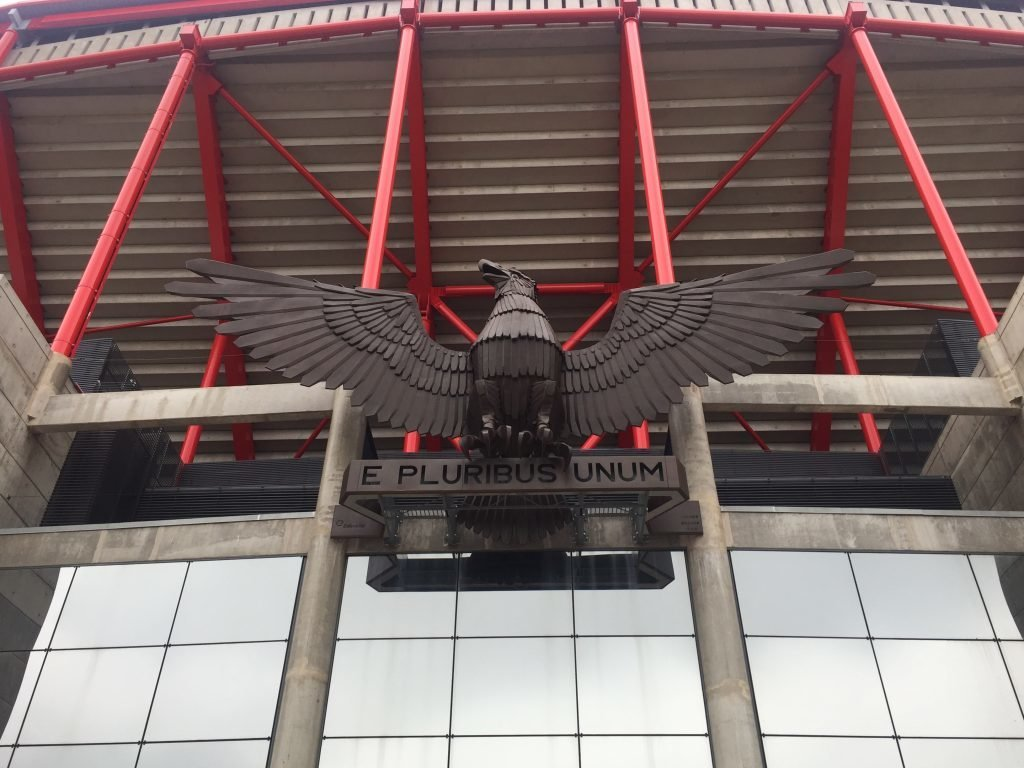 Estádio do Benfica, Lisboa, Portugal