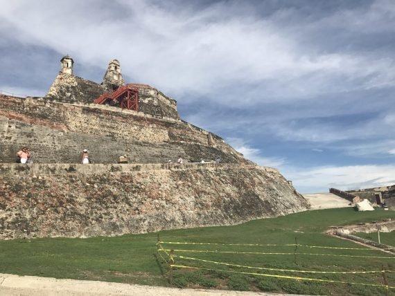 Castelo de San Felipe de Barajas