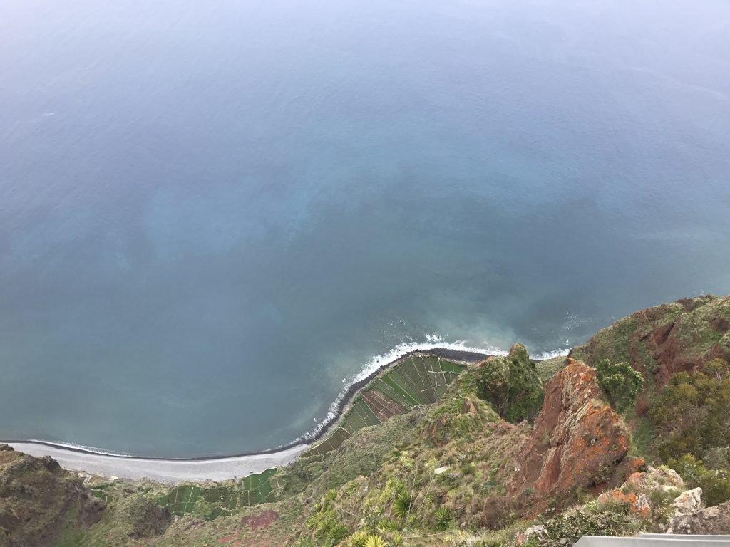 Cabo Girão, ponto turístico Funchal