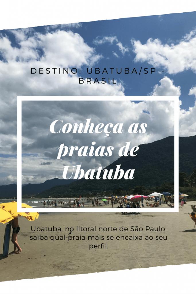 Conheça as praias em Ubatuba, no litoral norte de São Paulo